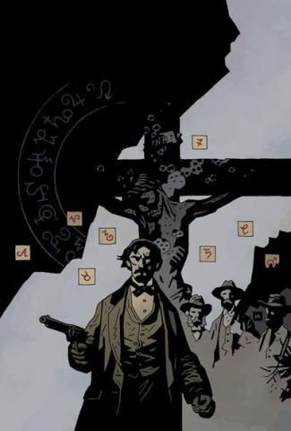 Witchfinder: Lost & Gone Forever #1 (Mignola Cover)