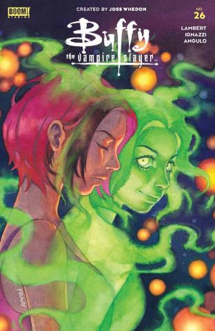 Buffy the Vampire Slayer #26 (Frany Cover)