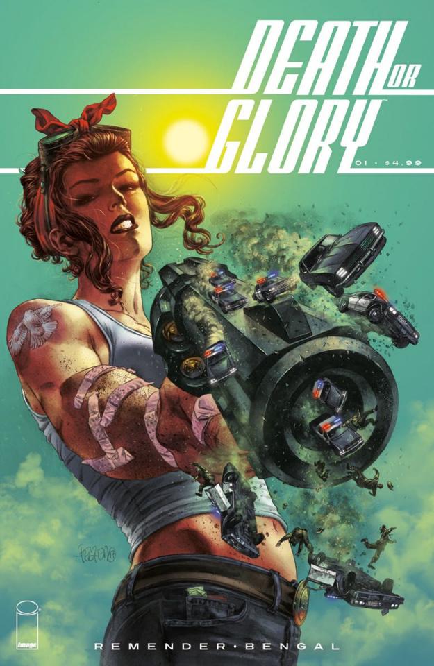 Death or Glory #1 (Fegredo Cover)