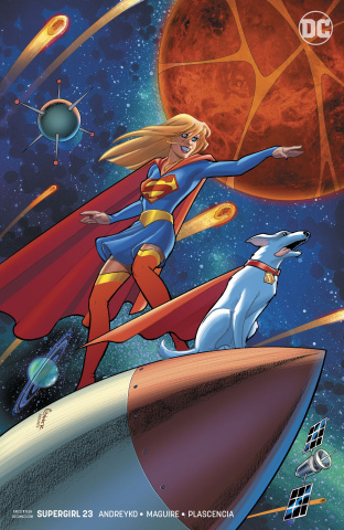 Supergirl #23 (Variant Cover)