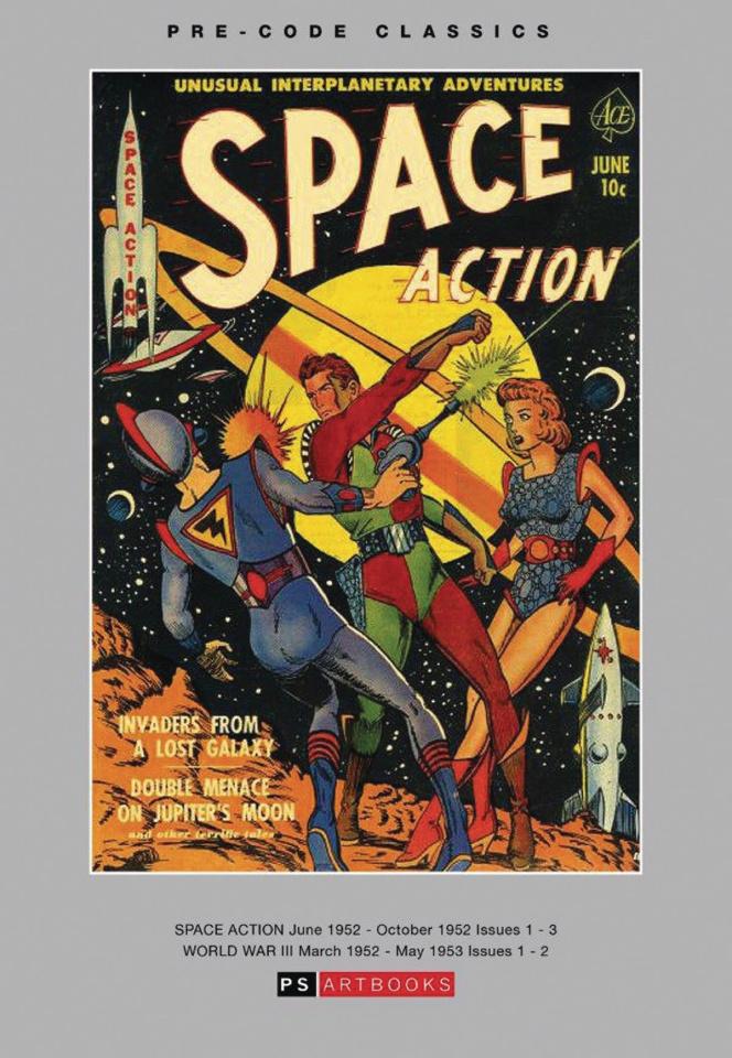 Space Action: World War III Vol. 1