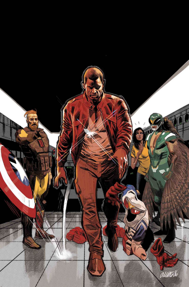 Captain America: Sam Wilson #21