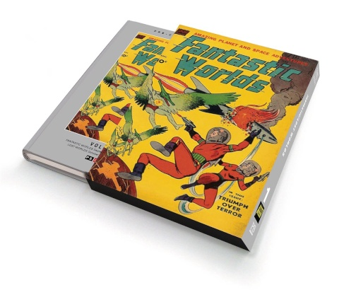 Fantastic Worlds: Lost Worlds Vol. 1 (Slipcase Edition)