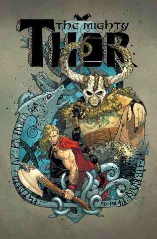 The Mighty Thor: The Strongest Viking There Is #1 (True Believers)