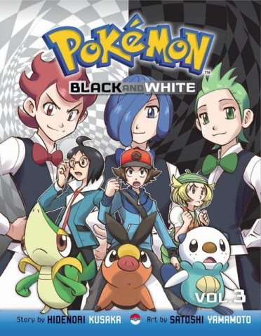 Pokémon: Black & White Vol. 3