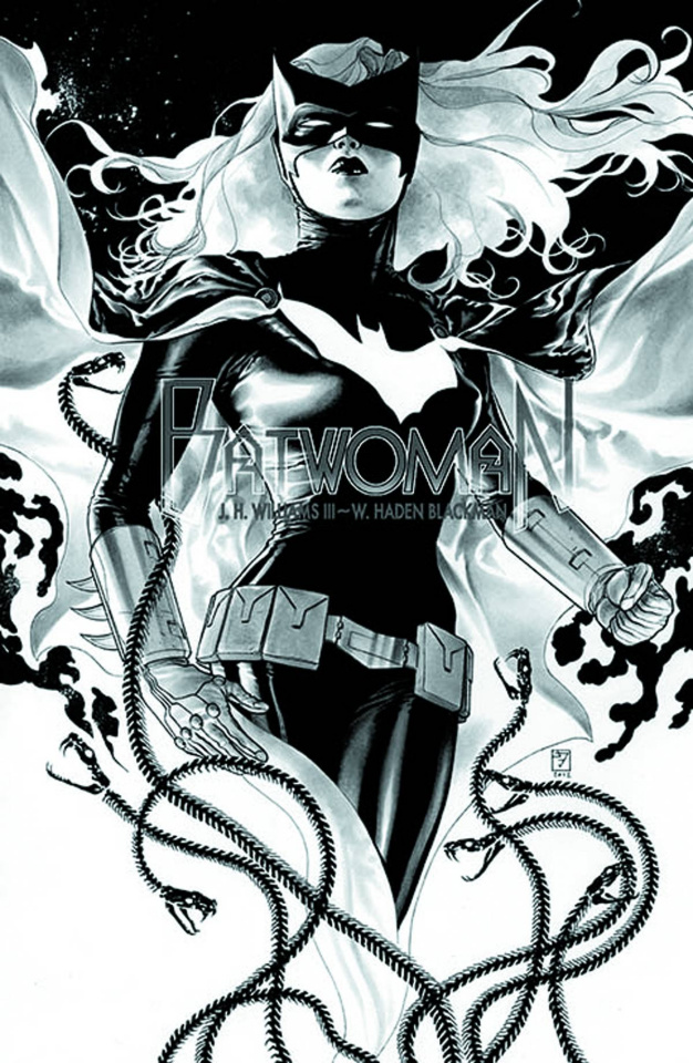Batwoman #17 (Variant Cover)