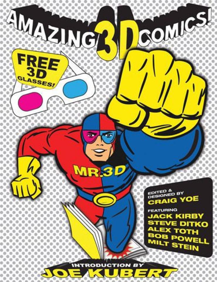 Amazing 3D Comics