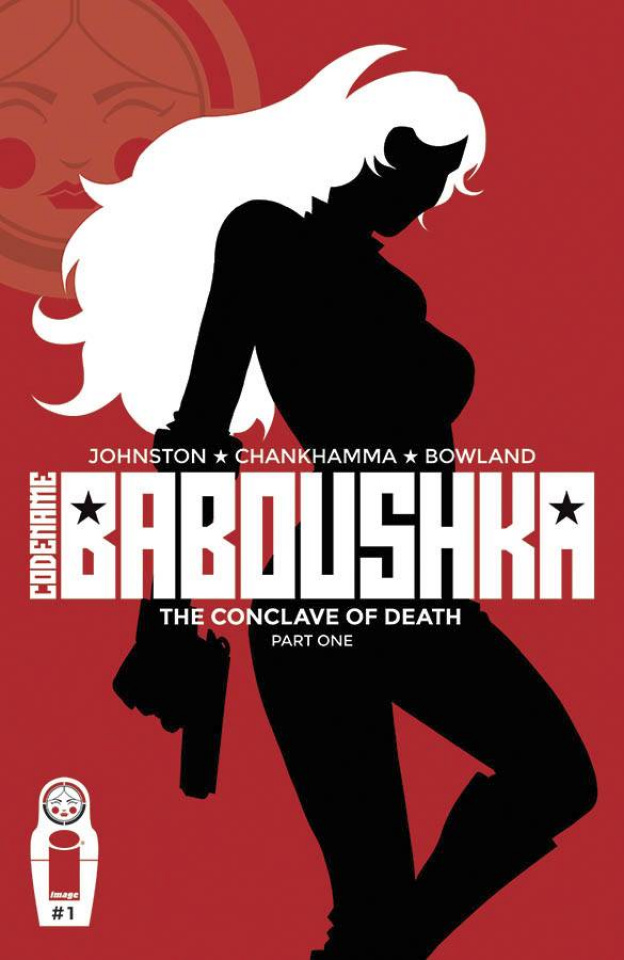 Codename Baboushka: The Conclave of Death #1 (Chankhamma Cover)