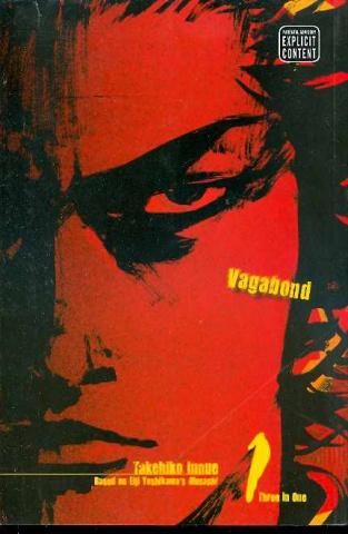 Vagabond Vol. 1 (3-in-1 Edition)