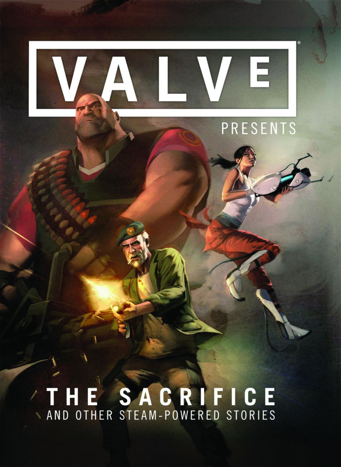 Valve Presents The Sacrifice & Other Steam-Powered Stories