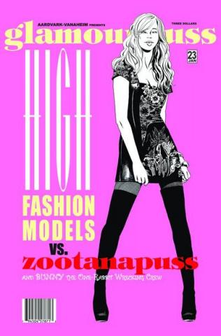 Glamourpuss #23
