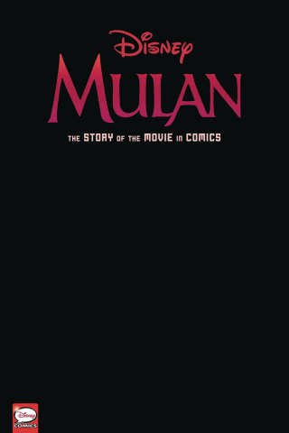 Mulan: The Story of the Movie in Comics
