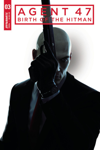 Agent 47: Birth of the Hitman #3 (Gameplay Cover)