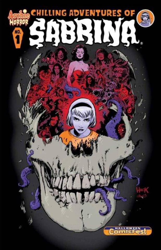 Sabrina #1 (Halloween ComicFest 2015)