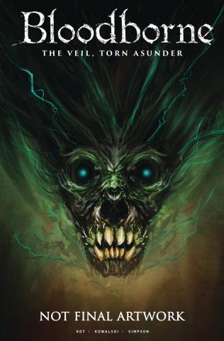 Bloodborne #16 (Magill Cover)