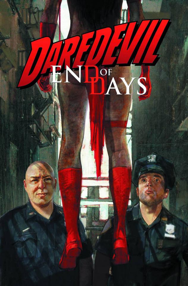 Daredevil: End of Days #3