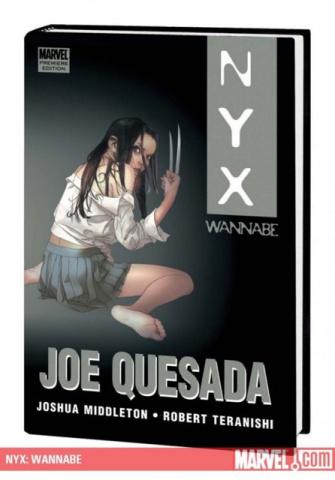 NYX Vol. 1: Wannabe