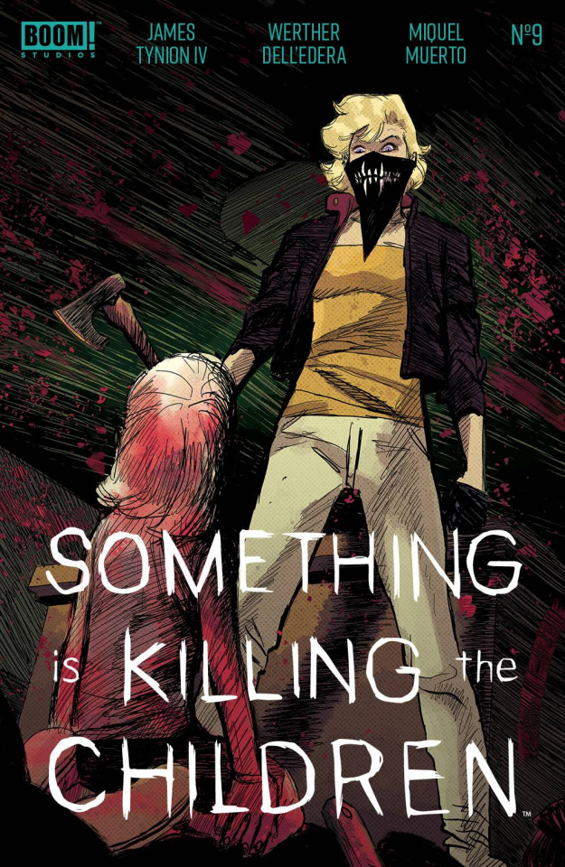Something Is Killing the Children #9 (2nd Printing)