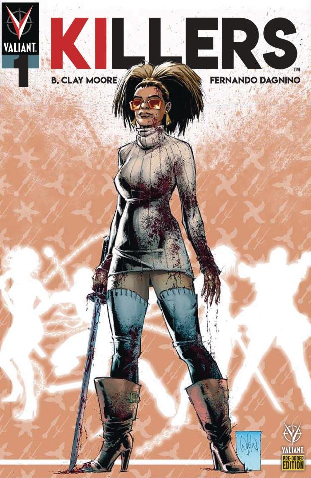 Killers #1 (#1-4 Preorder Bundle)