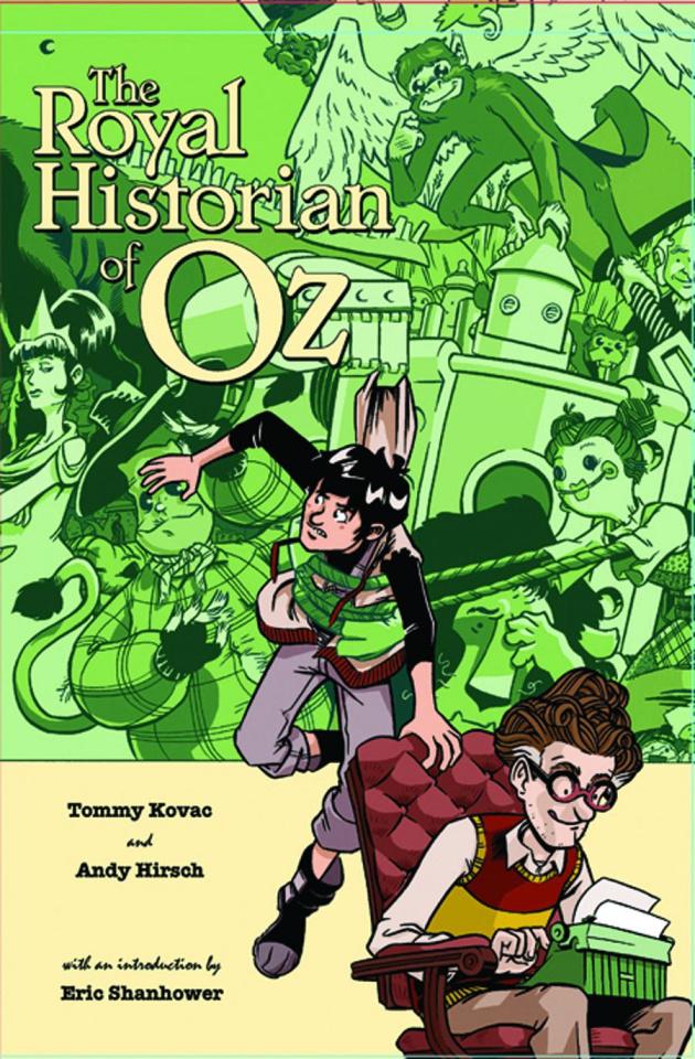 The Royal Historian of Oz