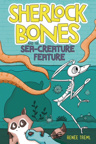 Sherlock Bones Vol. 9: The Sea-Creature Feature