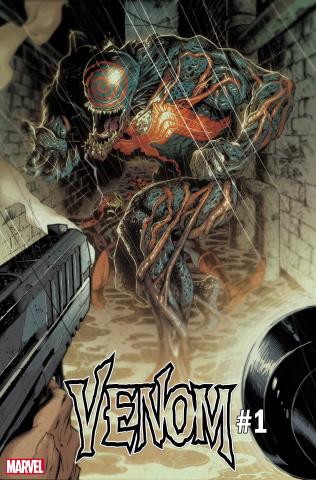 Venom #1 (Stegman 2nd Printing)