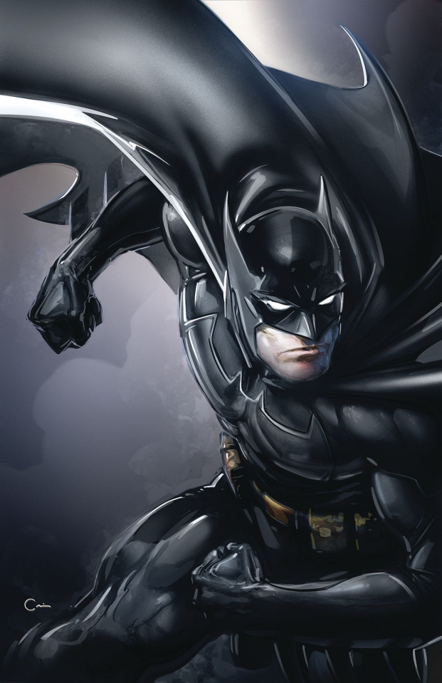 Batman #77 (Dark Gifts Cover)