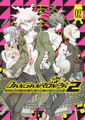 Danganronpa 2 Vol. 2: Ultimate Luck and Hope and Despair