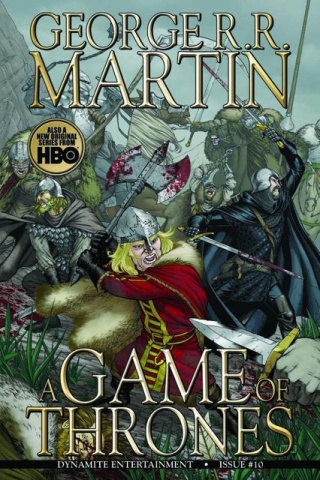 A Game of Thrones #10