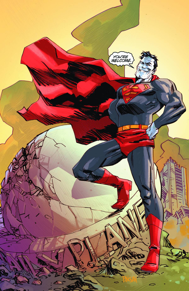 The Adventures of Superman #9