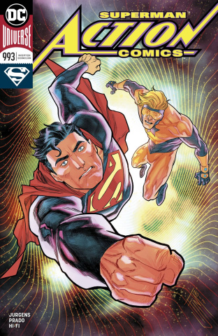 Action Comics #993 (Variant Cover)