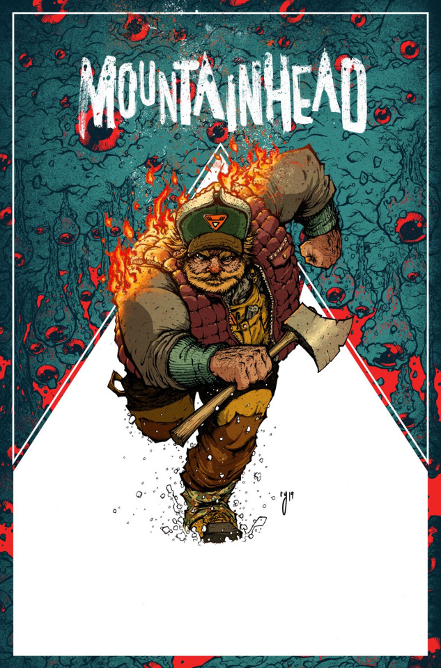 Mountainhead #2 (Ryan Lee Cover)