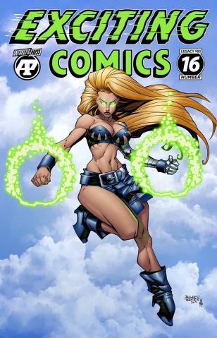 Exciting Comics #16
