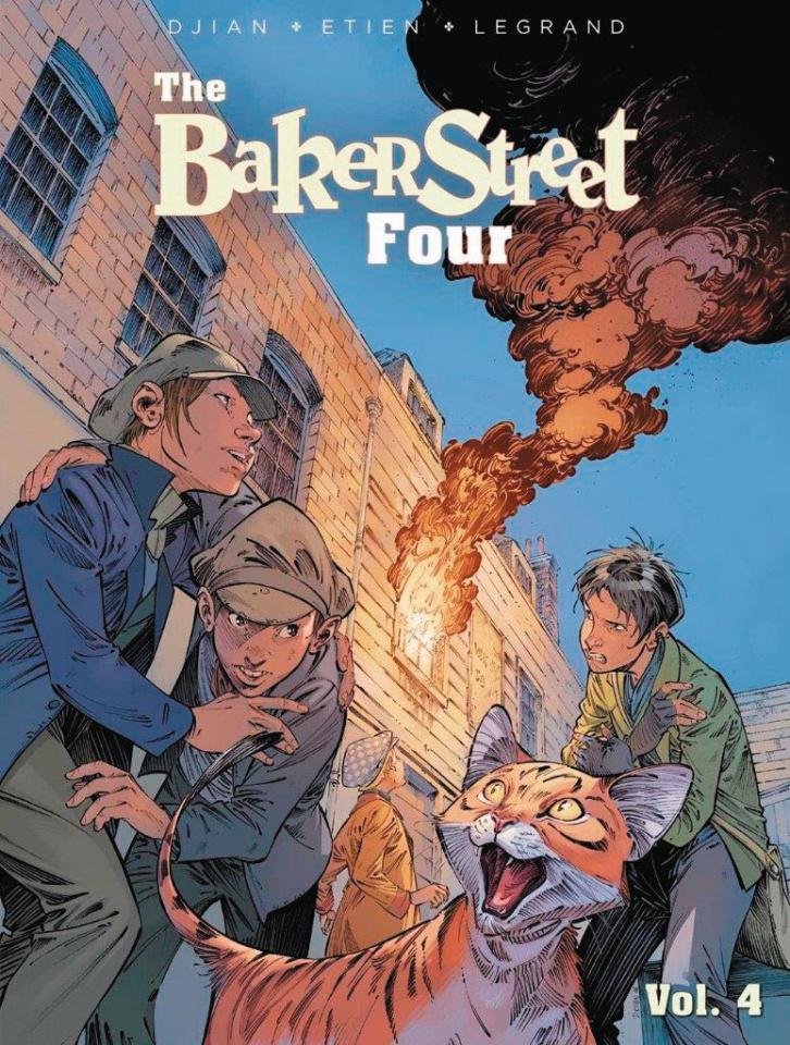 The Baker Street Four Vol. 4