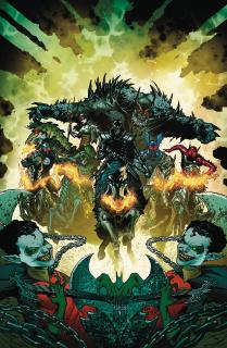 Dark Knights: Rising the Wild Hunt #1