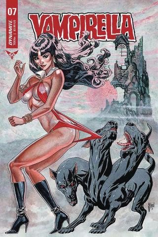Vampirella #7 (March Cover)