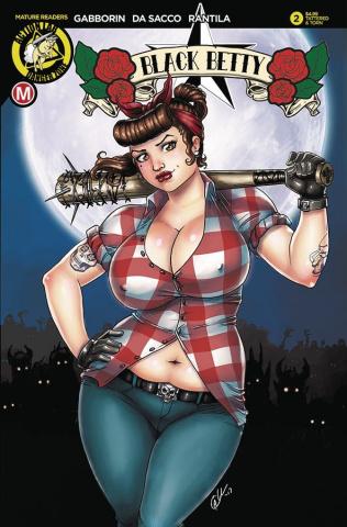 Black Betty #2 (Harrigan Cover)