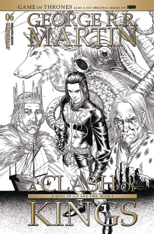 A Game of Thrones: A Clash of Kings #6 (10 Copy Miller Cover)