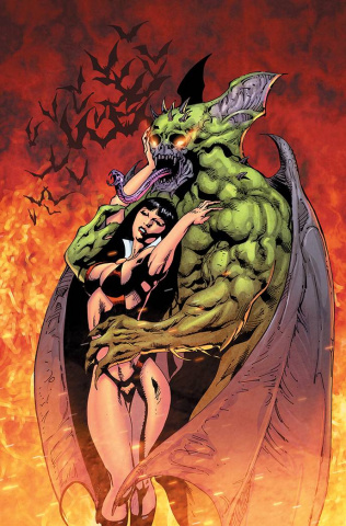 Vampirella #16 (11 Copy Castro Virgin Cover)