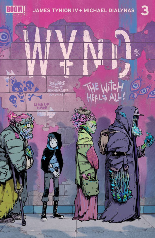 Wynd #3 (2nd Printing)