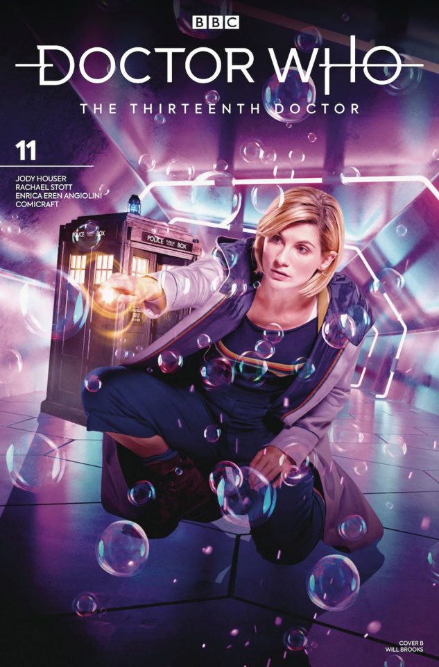 Doctor Who: The Thirteenth Doctor #11 (Photo Cover)