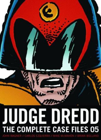 Judge Dredd: The Complete Case Files Vol. 5