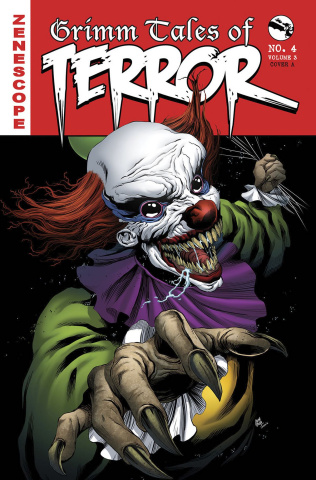 Grimm Tales of Terror #4 (Otero Cover)