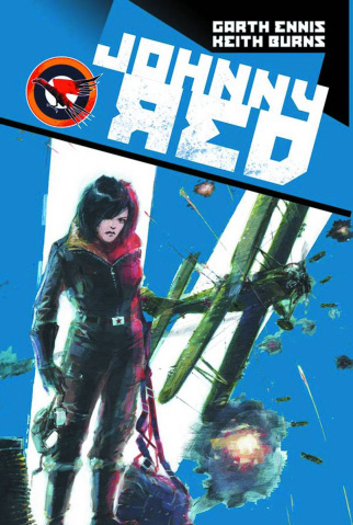 Johnny Red #3 (Page Cover)