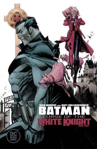Batman: Curse of the White Knight #3