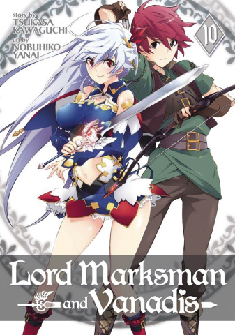 Lord Marksman & Vanadis Vol. 10