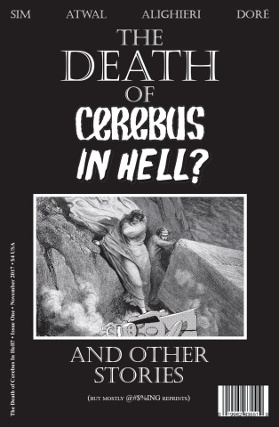 The Death of Cerebus: In Hell? #1