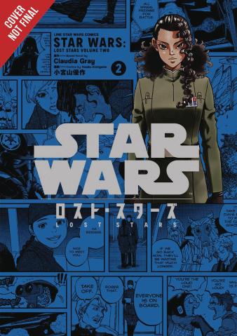 Star Wars: Lost Stars Vol. 2