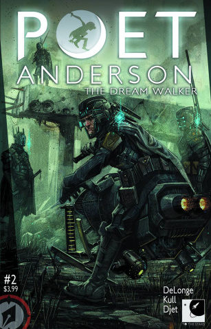 Poet Anderson: The Dream Walker #2