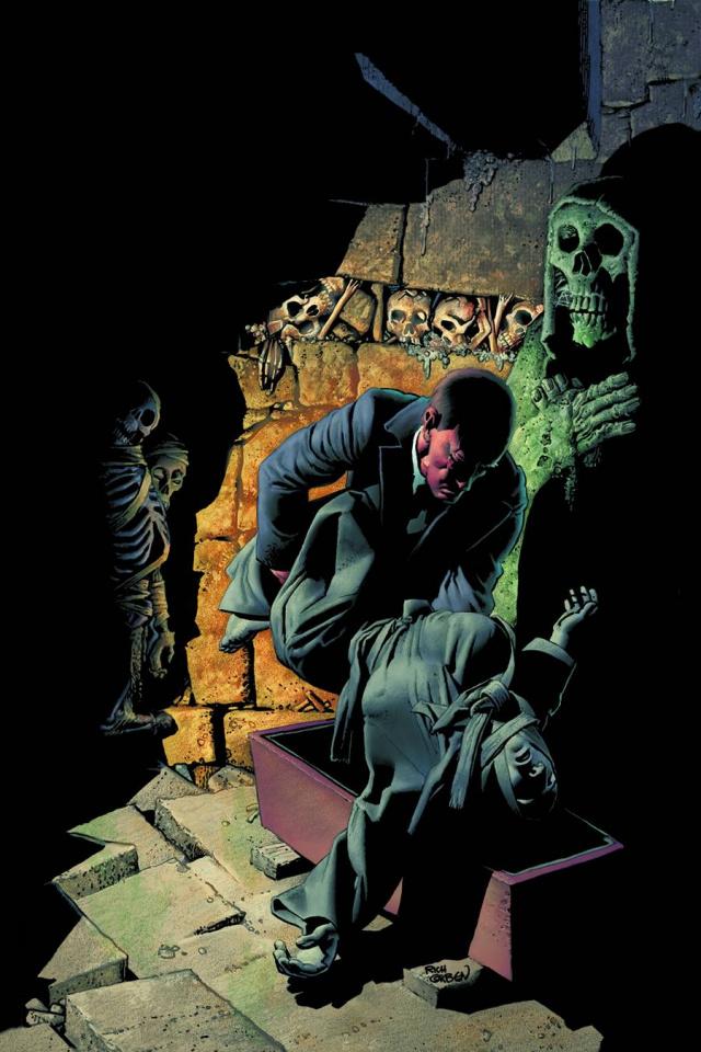 Edgar Allan Poe's Fall of the House of Usher #2